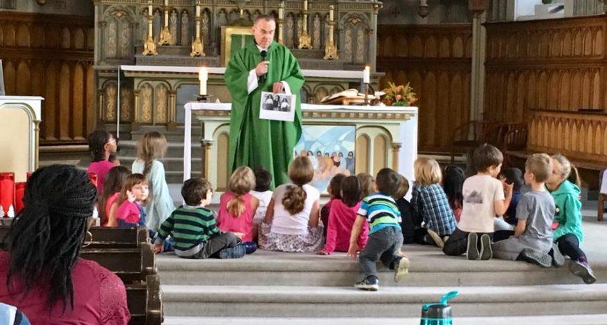 Ex Corde Schola réseau catholique instruction en famille Elever