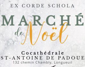 2019 Marché de Noel Ex Corde Schola